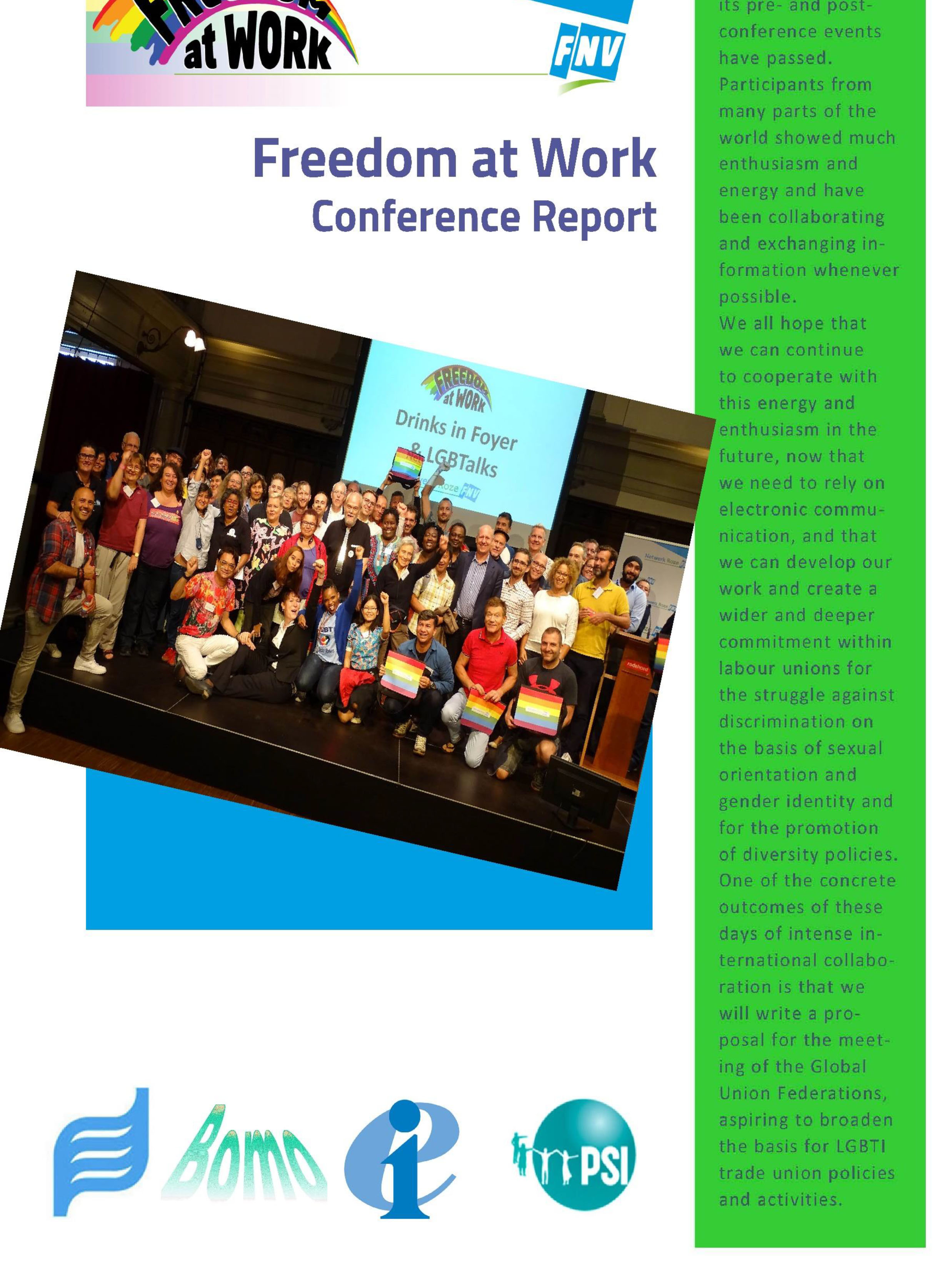 ONLINE VERSION CONFERENCE REPORT FREEDOM AT WORK-1